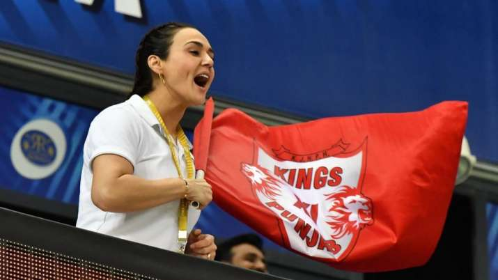 IPL 2020 | Teamwork at its best: KXIP co-owner Preity Zinta elated after thrilling win over MI