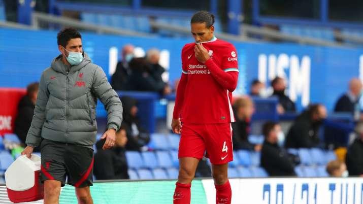 Virgil van Dijk's injury big blow for Liverpool: Jordan Henderson