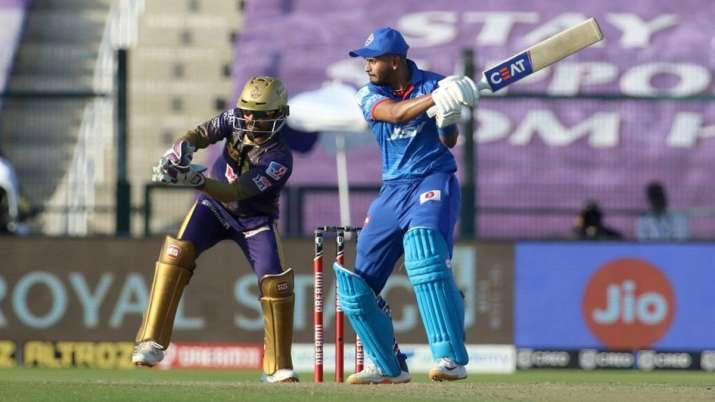 IPL 2020 KKR vs DC Kolkata Knight Riders vs Delhi Capitals live  match updates from Abu Dhabi