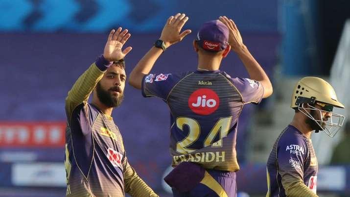 IPL 2020: Varun Chakravarthy, Nitish Rana shine in Kolkata Knight Rider's  59-run win over Delhi Capitals | Cricket News – India TV