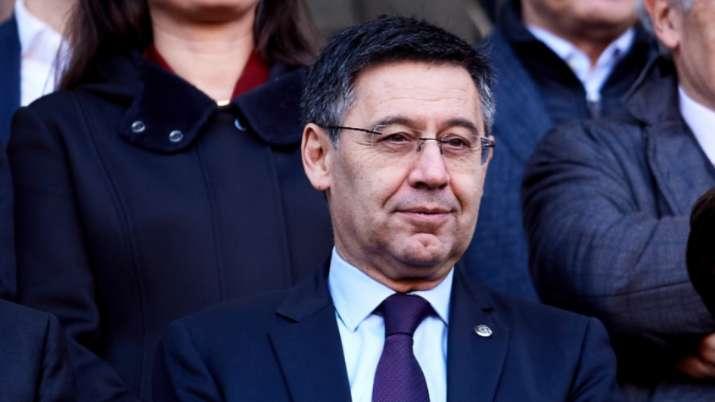 Barcelona wait on authorities before vote against Josep Bartomeu