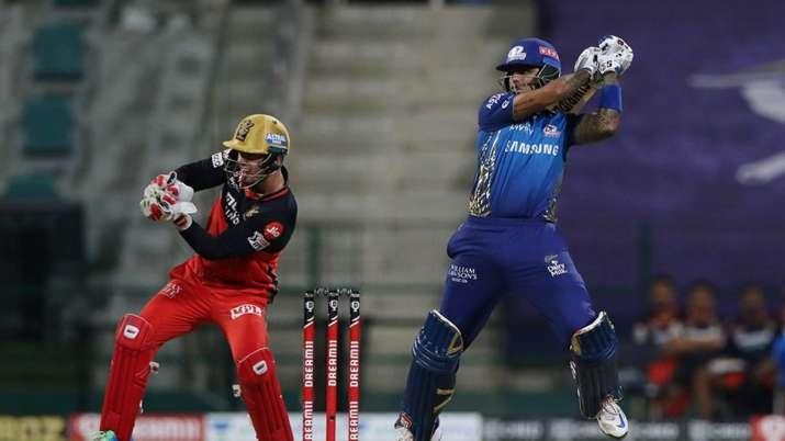 IPL 2020: Suryakumar Yadav powers Mumbai Indians to five-wicket win over Royal Challengers Bangalore