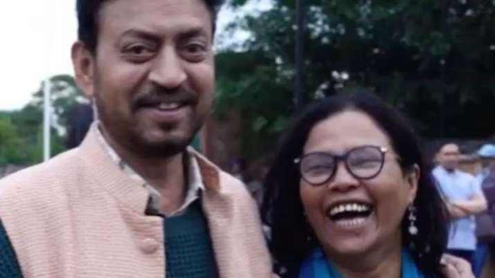 When Irrfan Khan sang Lata Mangeshkar's song 'Mera Saaya' for wife Sutapa