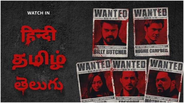 Arjun Kapoor, Rajkummar Rao and Disha Patani dub The Boys in Hindi