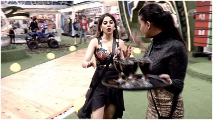 Bigg Boss 14 Episode 5 Oct 8 LIVE Updates: Pavitra Punia, Nikki Tamboli get into a catfight