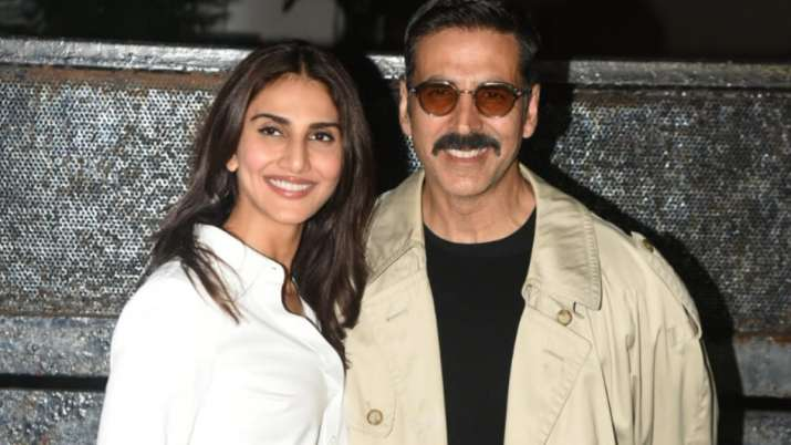 Vaani Kapoor: Akshay Kumar can ace any genre with utmost ease