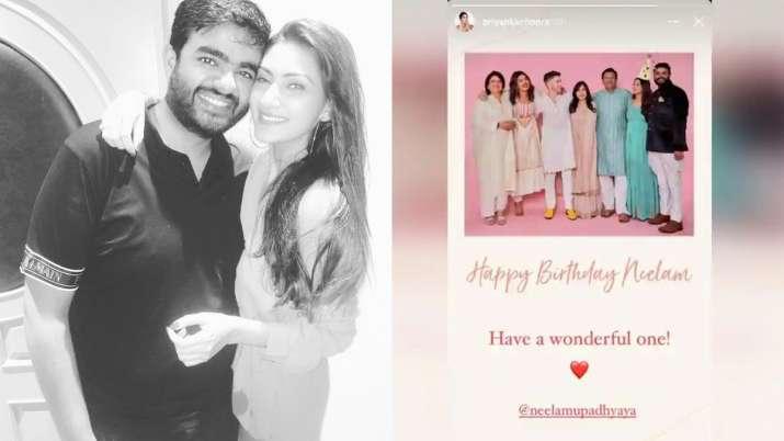 India Tv - Priyanka Chopra wishes brother Siddharth's rumoured girlfriend Neelam on birthday with family photo