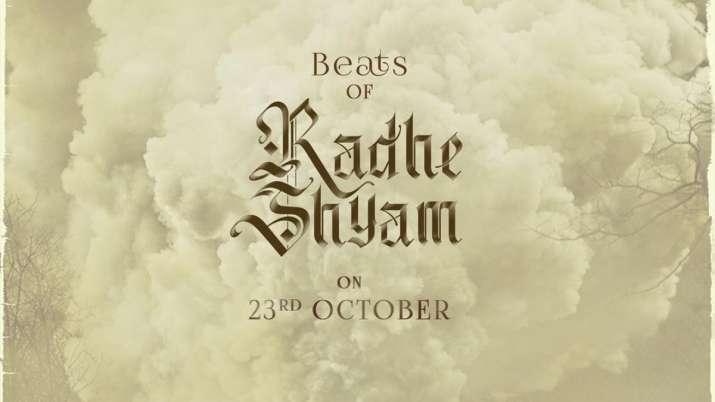 Radhe Shyam Motion Poster