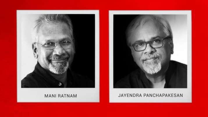 Mani Ratnam, Jayendra Panchapakesan to present Tamil anthology 'Navarasa' for Netflix