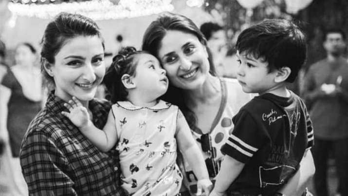 Kareena Kapoor Khan's heartfelt birthday wish for Soha Ali Khan