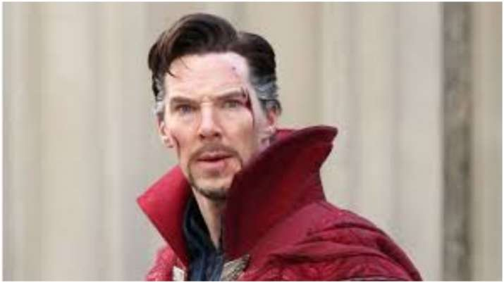 Benedict Cumberbatch returns as Doctor Strange in new 'Spider-Man' film