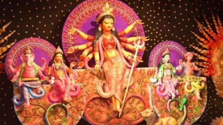 Covid-19, Navratri, Durga Puja