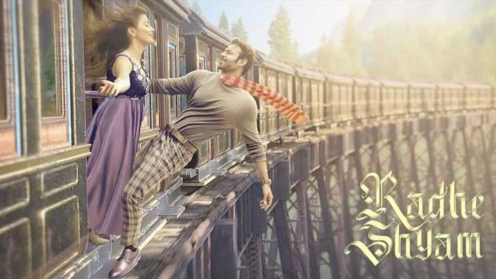 Radhe Shyam: Prabhas welcomes to the romantic journey with Pooja Hegde