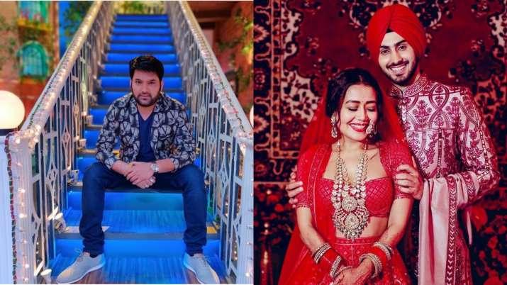 Kapil Sharma, Neha Kakkar, Rohanpreet Singh