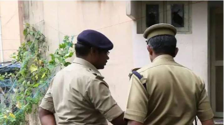 Assam ex-DIG PK Dutta, wanted in police recruitment exam paper leak scam, held at Nepal border