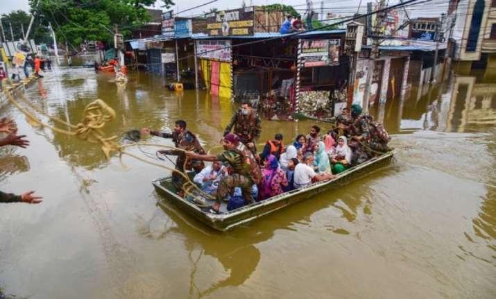 Telangana floods