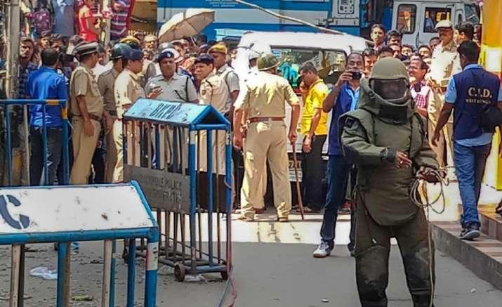 kolkata explosion, Beleghata explosion, west bengal explosion, bengal blast, Beleghata blast