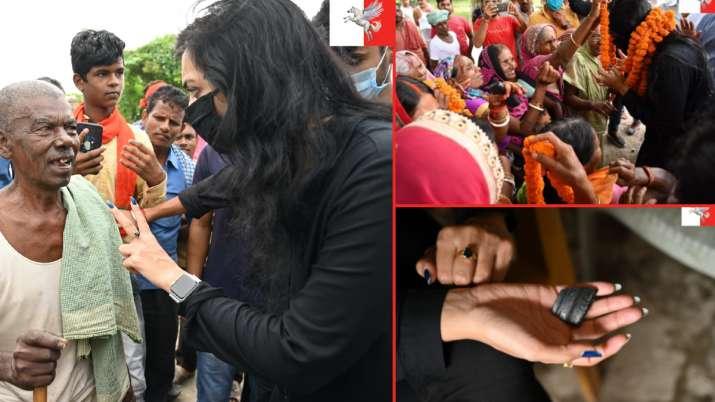 India Tv - Pushpam Priya Choudhary