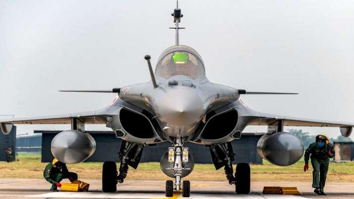 Rafale, IAF, IAF Golden Arrows, Indian Air Force