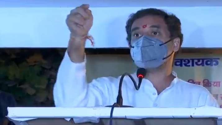 Rahul Gandhi, Congress, PM Modi, LAC