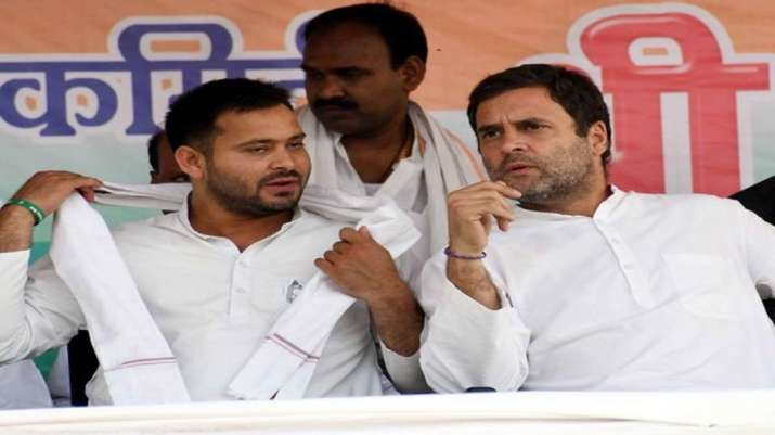 Bihar Election 2020: Rahul Gandhi, Tejashwi Yadav to address joint rally on Oct 23