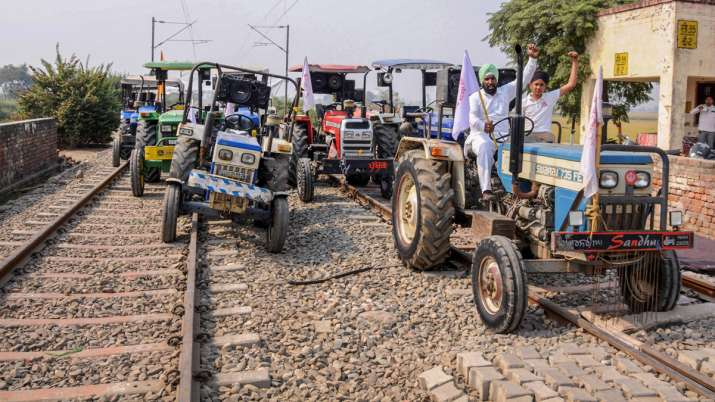 Punjab farm protests: Railways incur losses to the tune of Rs 1200 crore