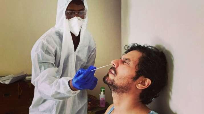 Randeep Hooda undergoes COVID-19 test ahead of 'Unfair and Lovely' shoot