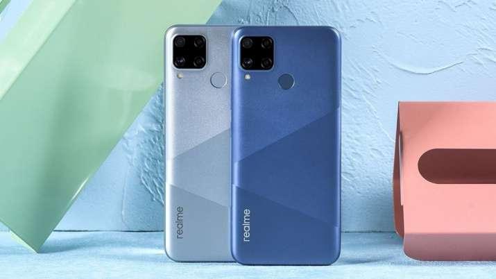 realme, realme smartphones, realme c series, realme c 15, realme c15 qualcomm edition, realme c15 qu