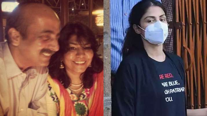 Rhea Chakraborty's mother Sandhya reveals she considered suicide: My family has been destroyed