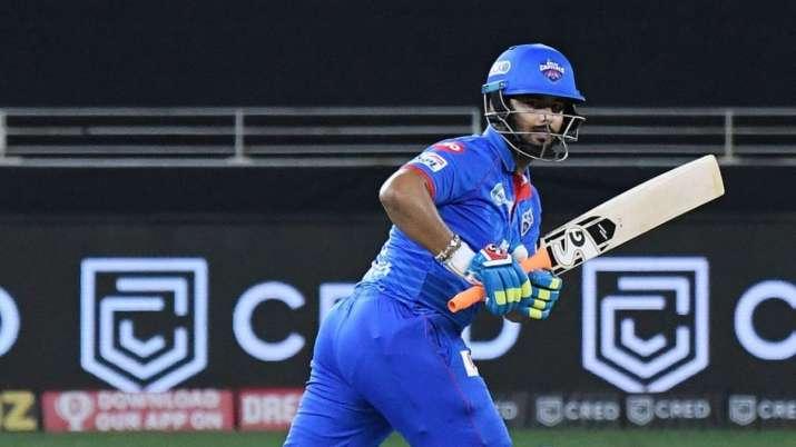 Ipl 2020 Rishabh Pant Adds Offside Play Makes Coach Happy Cricket News India Tv