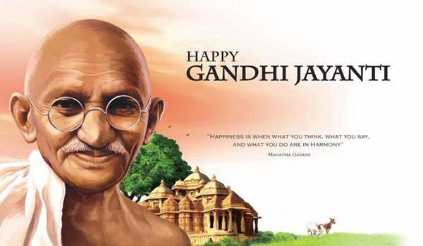 India Tv - Happy Gandhi Jayanti 2020 Facebook and WhatsApp Status