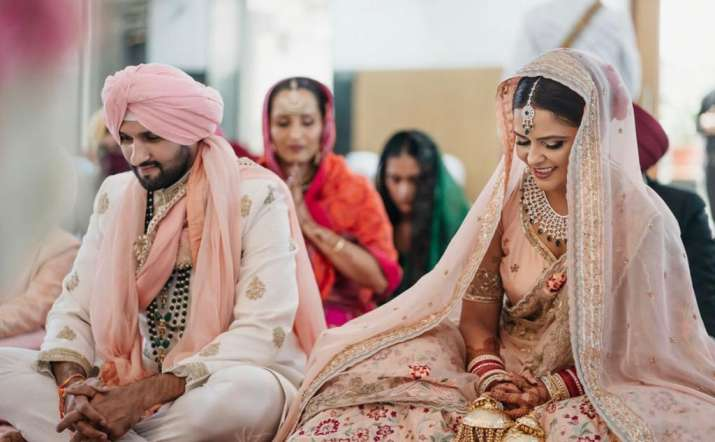 Sarrtaj Gill, TV actor, gets married in Udaipur