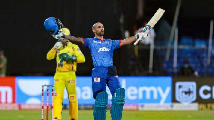 IPL 2020 | Shikhar Dhawan slams first century after 167 innings; breaks this record | Cricket News – India TV