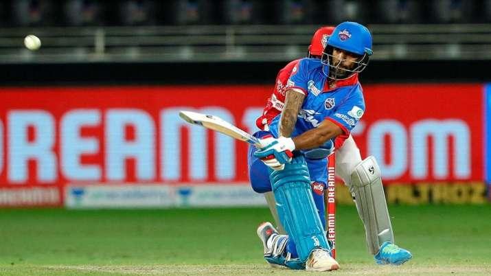 IPL 2020: Shikhar Dhawan smashes historic back-to-back tons for Delhi Capitals | Cricket News – India TV