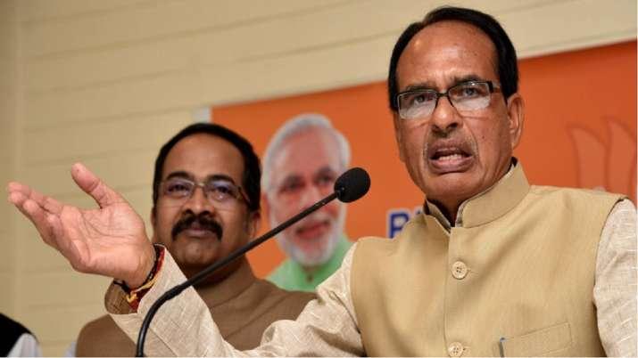 Madhya Pradesh CM Shivraj Singh responds to Congress