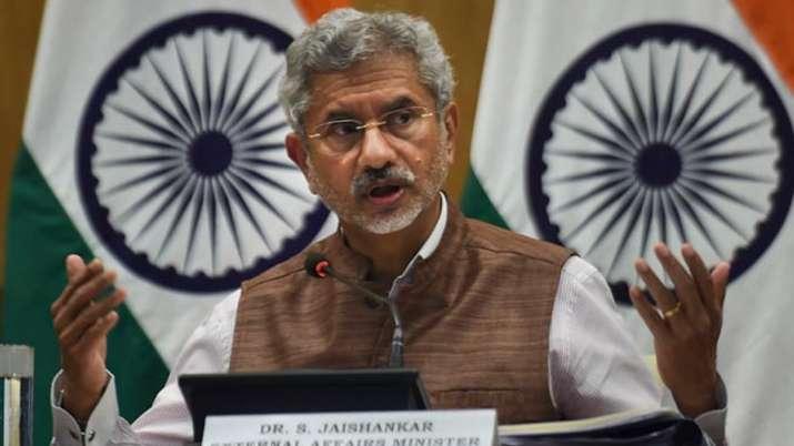 Terrorism Pakistan's policy, very hard to conduct normal relations': S  Jaishankar | India News – India TV