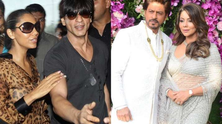 Fans shower love as Shah Rukh Khan, Gauri celebrate 29th wedding anniversary
