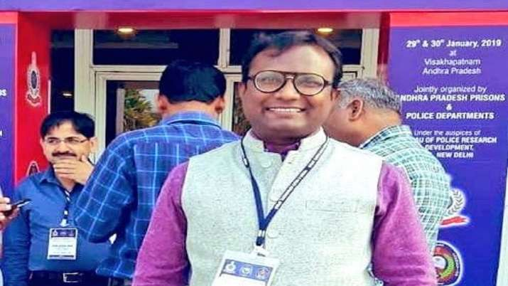 2015 batch IAS officer Sudhakar Shinde succumbs to coronavirus