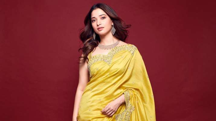 Tamannaah Bhatia tests COVID-19 positive, admitted to hospital