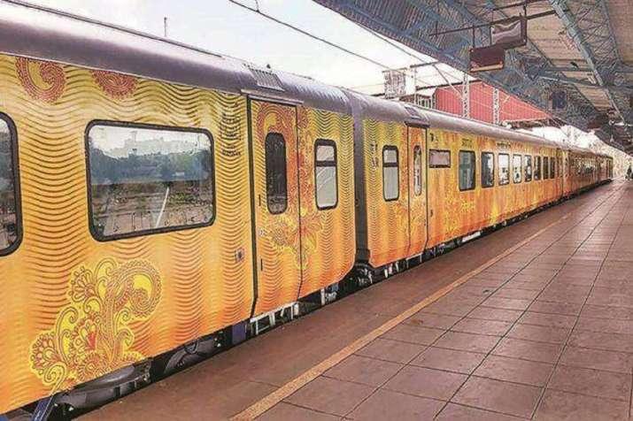 Tejas trains
