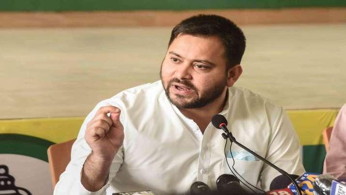 Donald Trump won't come to accord special status to Bihar: Tejashwi Yadav