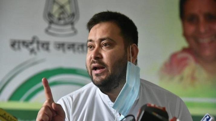 Bihar Election 2020, Tejashwi Yadav