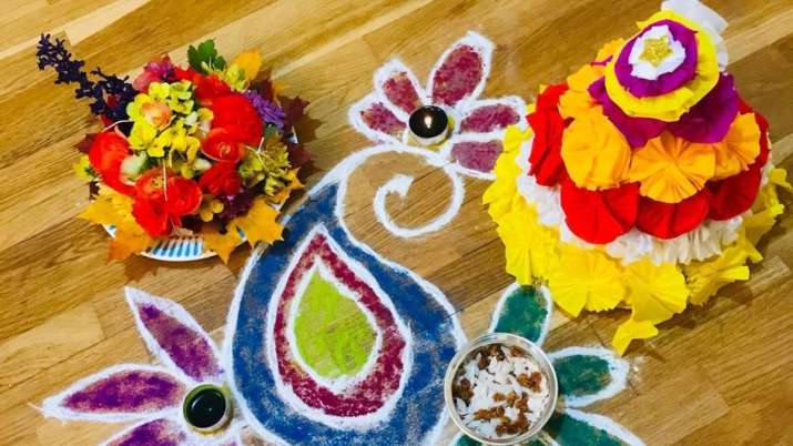 Everything about Bathukamma, the floral dance festival of Telangana