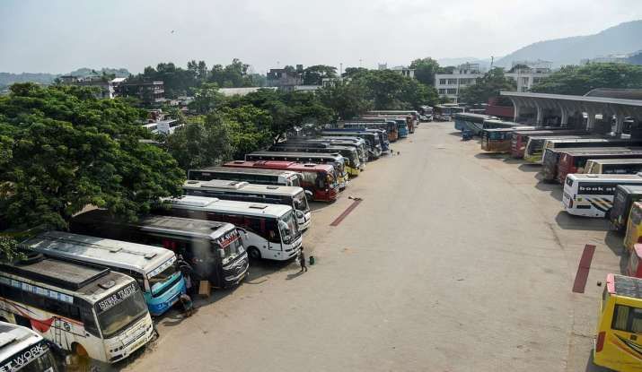 assam transport strike