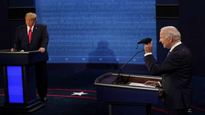 US Election 2020: Trump, Biden go after each other on COVID-19, taxes in final presidential debate
