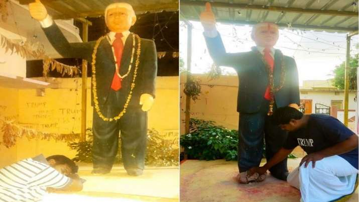 Telangana man who starved and prayed for Donald Trump's recovery dies of cardiac arrest
