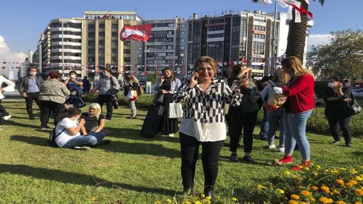 India Tv - Turkey earthquake, Izmir, Tsunami, Greece