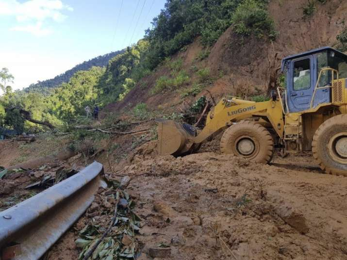 Himachal Pradesh: Landslide in Kinnaur leaves hundreds of people stranded (Representational Image)