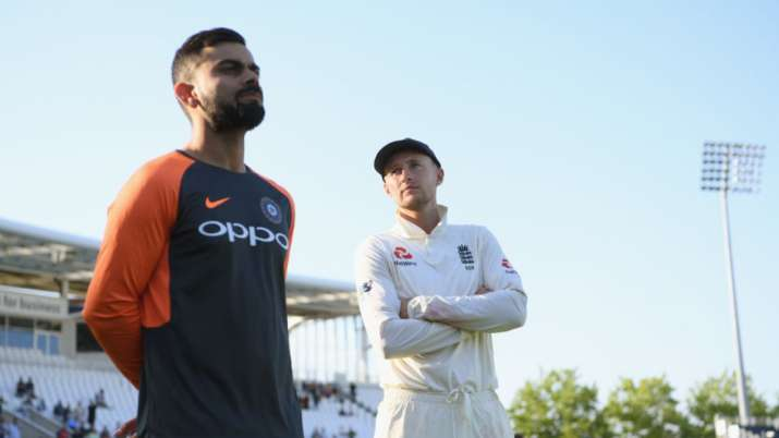 Image result for joe root virat kohli