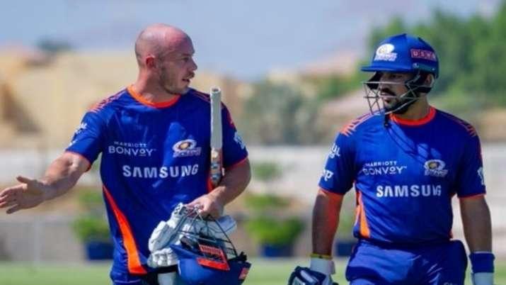 Chris Lynn and Anmolpreet Singh